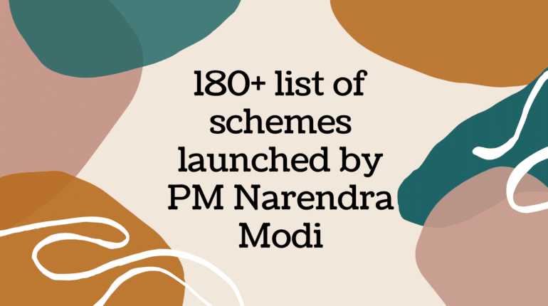 List of schemes launched by Prime Minister Narendra Modi | All List of Prime Minister Government Schemes | List PM Modi Yojana 2020-21 In Hindi | Pradhan Mantri Sarkari Yojna | PM Narendra Modi Latest Schemes | List of schemes launched by Prime Minister 2020-21 PDF